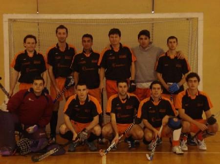 La prima squadra maschile dell�Hockey Club Pistoia