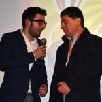 Il Presidente Alessandro Gori premiato ai Pistoia Sport Awards