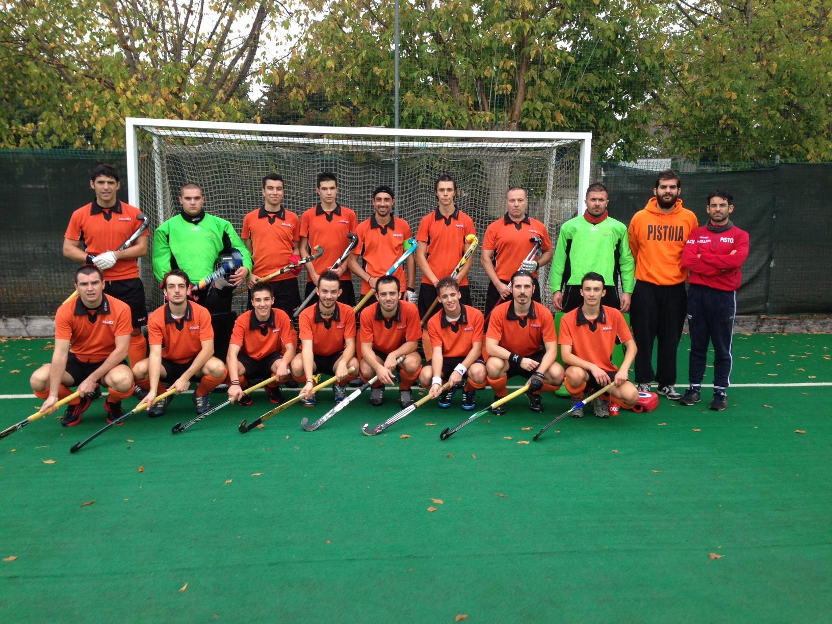 La prima squadra a Rovigo