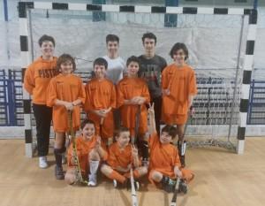 L'Under 12 al Carnival Cup di Viareggio