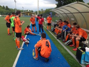 L'HC all'intervallo