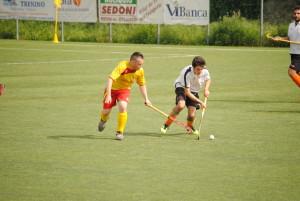 Luca Tolve in azione